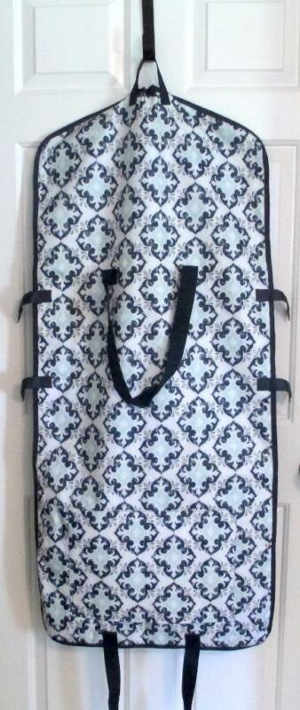 Thirty One Well Suited Fab Flourish #8791 (multi-color) Garment / Travel Bag New