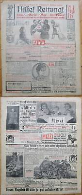 1900 German Advertising Broadside: Christmas Toys & Dolls ()