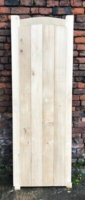 wooden garden gate (oak). Made To Measure. Can Be Made In Wood Of Your Choice.