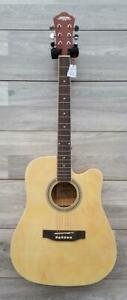 Acoustic Guitar for beginners Natural 41 inch Full Size iMusic960