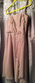 5. Brown dress - size 12 - Coast - Asking Price £20 ono