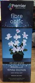 Fibre Optic Orchid Light