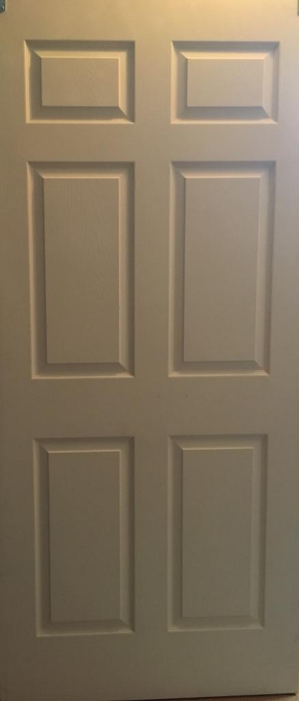 2 White Panelled Doors In Kilmarnock East Ayrshire Gumtree
