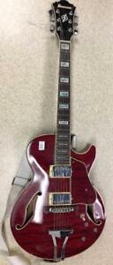 Ibanez Artcore AG85-TRD-12-01 Semi Hollow Body 6 String Electric Guitar $349.99