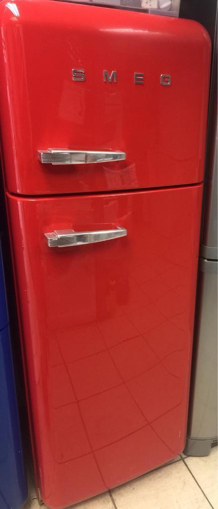 Smeg fridge freezer 100% working with Warranty