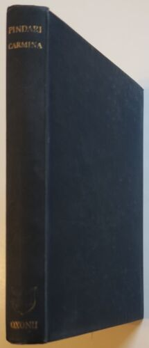 Pindar,Carmina Cum Fragmentis Preface,Edits,Greek Verse,& Antigone & Creon Play