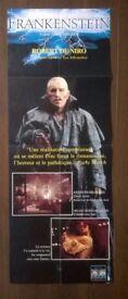 frankenstein ' original poster
