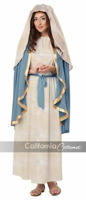 California Costumes The Virgin Mary Adult Womens Christmas Xmas Costume - Adult Christmas Costumes