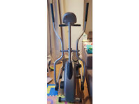 Vision Fitness X1500 Elliptical Trainer with Simple Console