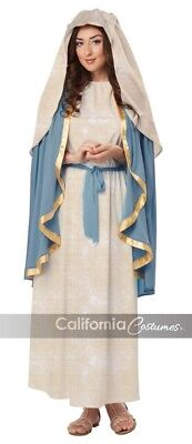California Kostüme The Virgin Mary Erwachsene Damen Weihnachten Kostüm 01316