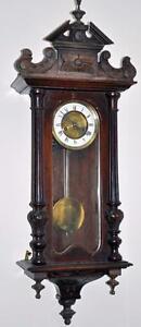 Antique wall clock (Kelowna location)