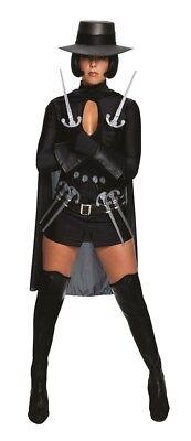 Damen Erwachsener Reiz V For Vendetta Kleid Kostüm mit / Hut ()