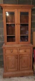 Canadian Pine Dresser