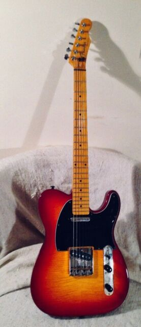 Telecaster Partscaster with Genuine Fender pickups | in Crewe, Cheshire |  Gumtree