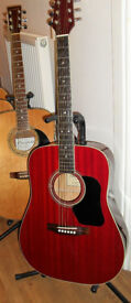 WALDEN D310 SR in very good conditiom. R H Player 6 string Acoustic