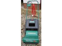 Qualcast RE30 electric lawn scarifier