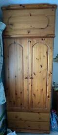 solid pine bedroom furniture 5 pieces
