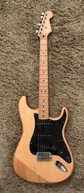 Fender Stratocaster - Natural Finish
