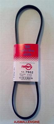 Toro Oem Spec Snow Blower Belt 25-6430 - Fits S-200 200e S-620 620 620ecr20