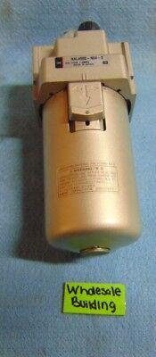 SMC LUBRICATOR MODULAR NAL4000-N04-2, MAX PRESSURE 1.0MPa