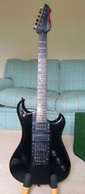 1985 Westone Spectrum FX, Floyd Rose type tremolo, excellent condition and sound