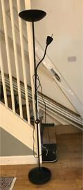 Homebase Tall uplight lamp