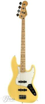 Fender Player Jazz Bass Buttercream Maple Neck (Basgitaren)