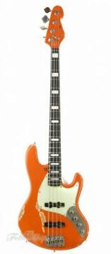 Sandberg California II TT 4s Aged Orange Metallic