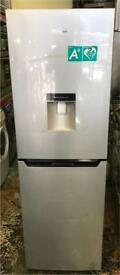 Hiesne fridge freezer height is 170 cm and width is 55 cm very good condition