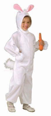 Easter Rabbit Costume Child Animal Bunny Tails Hood Girl's Boys Kids Toddler - Kids Bunny Rabbit Costume