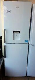 Shop soiled Beko CFP1691DW Fridge Freezer A+ Energy 6 foot 3 high x 60 cm wide
