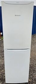 Hotpoint Frost Free White Fridge Freezer For Sale/ Free Delivery
