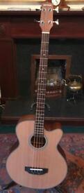 Acoustic Bass Guitar