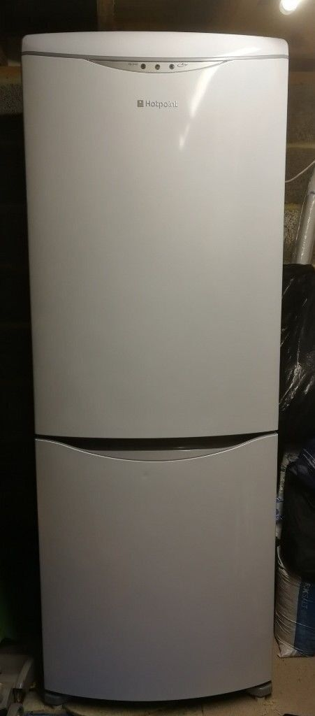 Hotpoint fridge freezer FF7190EP excellent condition  | in Bournemouth,  Dorset | Gumtree