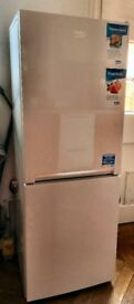 Beko Fridge/Freezer CFG 1552W used for about 12 months