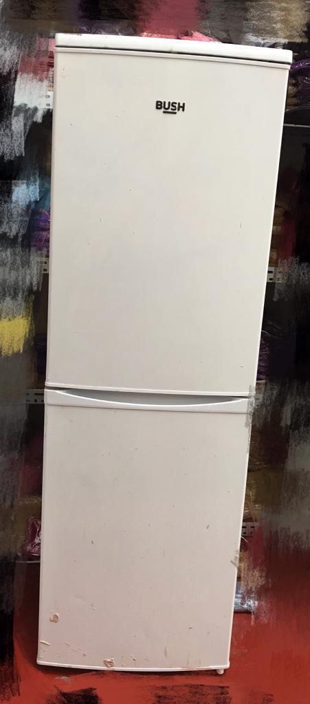 BUSH fridge freezer for sale 1.74m height