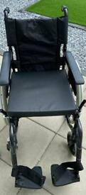Invacare Action 2 wheelchair