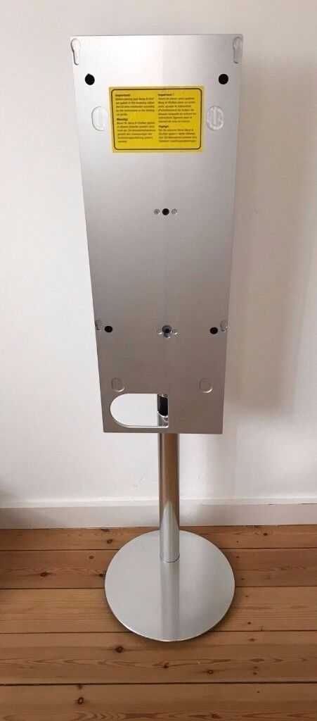 bang and olufsen beosound 9000 floor stand in good condition please call really cheap in. Black Bedroom Furniture Sets. Home Design Ideas