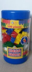 GOOD CONDITION! Early Learning Centre 150 Mega Bloks