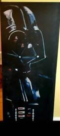 Star Wars - Darth Vader canvas