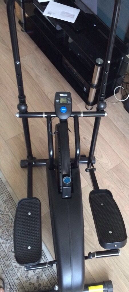 Crosstrainer for salein Slough, BerkshireGumtree - Bought new and hardly used. Can come and collect from home in Slough