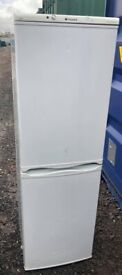 Hotpoint White Fridge Freezer For Sale/ Free Delivery