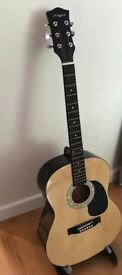 Beautiful Acoustic Martin Smith Guitar