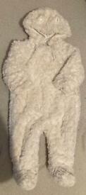 6/9 month snowsuit - £4