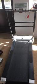 Roger Black compact treadmill & Cross trainer