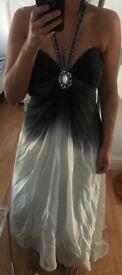 Evening dress ( evening prom wedding)