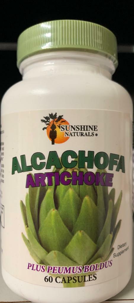 Pastillas De Alcachofa 60 Capsulas Extracto De Alcachofa Adelgazar Bajar De Peso 1