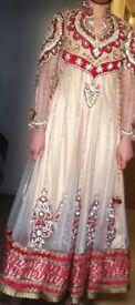 Asian festival dress (wedding)