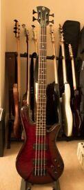 Spector Legend Classic 4 string bass
