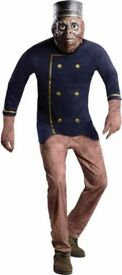 Wizard of Oz The Great and Powerful Finley Monkey Butler Costume SIZE M Billesley, West Midlands